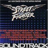 Soundtrack - Streetfighter (Original , 1999)