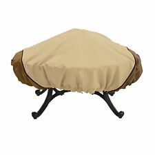Classic Accessories Veranda Fire Pit Cover -Large 72942 New