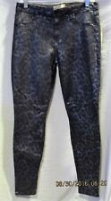 COOKIE JOHNSON JOY LEGGINGS CHEETAH PRINT JEANS SZ 30 NWTGS $158 RETAIL