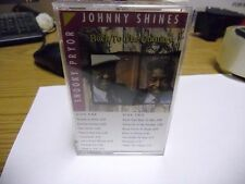 Johnny Shines Snooky Pryor Back To The Country 1991 Blind Pig Cassette Tape NEW