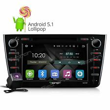 "Camera+ 8"" Android 5.1 Car DVD Player GPS Radio Stereo Bluetooth E for Mazda 6"