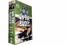 ON THE BUSES The Complete Series 11 Disc Box Set   New   Fast  Post