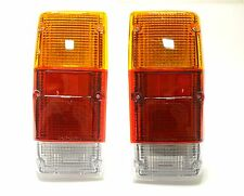 1981-1986 Nissan Patrol Rear Tail Signal Lights Lamp Set (Left, Right)