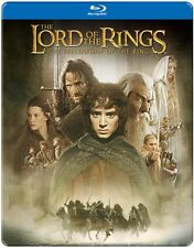Lord of the Rings: The Fellows (2013, REGION A Blu-ray New) BLU-RAY/WS/Steelbook