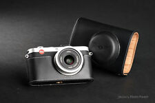 Genuine real Leather Full Camera Case bag Cover for Leica X-E Typ 102 X2 X1 B