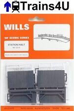 Wills SS25 Station Halt (OO Scale)