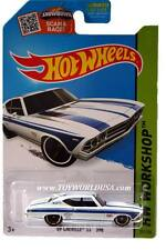 2015 Hot Wheels #231 HW Workshop Muscle Mania '69 Chevelle SS 396