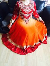Anarkali Dress Indian Pakistani
