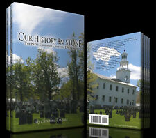 OUR HISTORY IN STONE by Christina Eriquez New England Cemetery Dictonary Book
