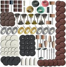 350pcs Rotary Tool Accessory Set Fits Dremel Grinding, Sanding, Polishing