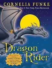 Dragon Rider by Cornelia Funke (2004, Hardcover)