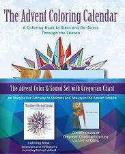 Advent Color and Sound Set with Gregorian Chant by Editors of Editors of...
