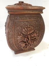 Rare Tea Caddy Box , ref 2928