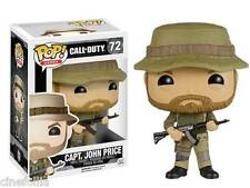 Figura vinile Call of Duty Capt. John Price Pop! Funko games Vinyl figure n° 72
