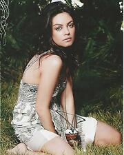 Mila Kunis Signed 10x8 Photo Image B UACC Registered dealer COA