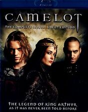 NEW BLU-RAY  SET // MINI SERIES // 515 min // CAMELOT // MERLIN // EVA GREEN