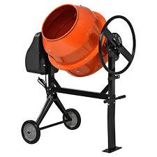 [in.tec] Cement Mixer 140 Litre Cement Mixer Cement Mixer Mortar Mixers