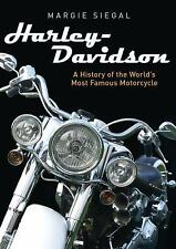 Harley Davidson History of the World's Most Famous Motorcycle