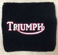 TRIUMPH RESERVOIR COVER WRISTBAND SOCK BLACK TRIUMPH BONNEVILLE TIGER ROCKET 675