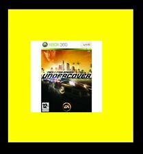 Need For Speed: Undercover Microsoft Xbox 360 PAL Brand New