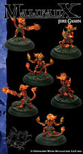 Malifaux - Arcanists: Fire Gamin (3 Pack)(Metal) WYR3049