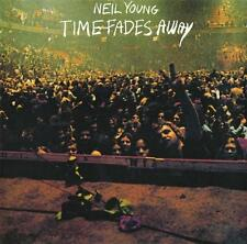 NEIL YOUNG TIME FADES AWAY NEW SEALED 140G VINYL LP REISSUE IN STOCK