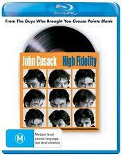 High Fidelity (Blu-ray, 2012)
