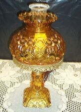 Fenton Moon and Star  16 in Lamp -FREE SHIPPING WITH BIN - GTC