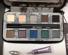$69 SEALED URBAN DECAY SMOKED eye shadow palette + travel size FREE EYE PRIMER!!