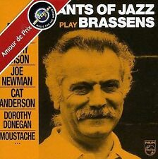 Giants of Jazz Play Brassens by Georges Brassens (CD, Aug-1987, Universal...
