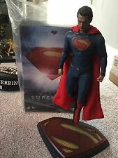 Hot Toys Superman Man of Steel MMS200