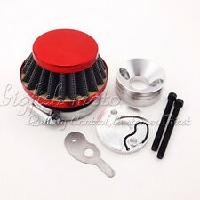 44mm Air Filter Adapter Velocity Stack 33 43 49cc Engine Big Foot Gas Scooter