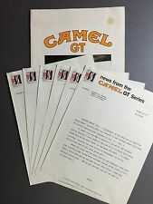 1981 Camel GT IMISA  Press Kit RARE!! Awesome L@@K