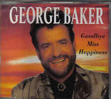 George Baker-Goodbye Miss Happiness cd maxi single