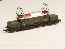 "88222 Marklin Z German DB class E 94 Metal ""Crocodile Krokodil"" 5 pole motor"