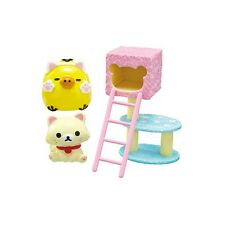 Rilakkuma Cat Cafe Rement Doll Furniture - Cat Tower