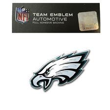Promark New NFL Philadelphia Eagles Color Aluminum 3-D Auto Emblem Sticker Decal