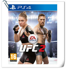 PS4 UFC 2 SONY PLAYSTATION Sports GAMES Electronic Arts EA Sports