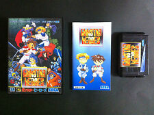 GUNSTAR HEROES Sega MegaDrive JAPAN Very.Good.Condition