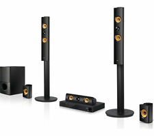 LG LHB745 5.1 Ch 1200W Smart 3D Blu-ray DVD Home Home Theater System WiFi