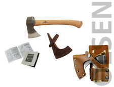 Gransfors Bruks Mini Hatchet Axe #410 + Leather Holster