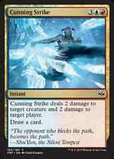 Cunning Strike   EX/NM x4  Fate Reforged MTG Magic Cards Gold  Common