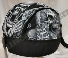 Original Assassin Design Headwrap Biker Doo Rag Cap  #1014