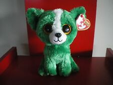 Ty Beanie Boo DILL the dog 6 inch NWMT.Show Exclusive. NEW - Limited quantity.