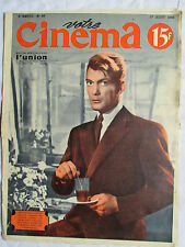 VOTRE CINEMA 69 (1948) JEAN MARAIS/LE FAUX TOUR DE FRANCE