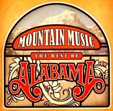 ALABAMA - MOUNTAIN MUSIC: THE BEST OF CD ALBUM (2009)