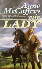BUY 2 GET 1 FREE The Lady by Anne McCaffrey (1988, Paperback)