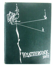 1957 Yearbook Barstow School for Girls Barstow California Weathercock