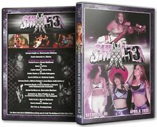 Official Shimmer Women Athletes Volume 53, Female Wrestling Event DVD