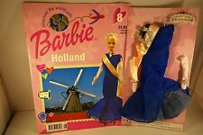 Discover the World with Barbie, magazine & clothes, Holland  No 8